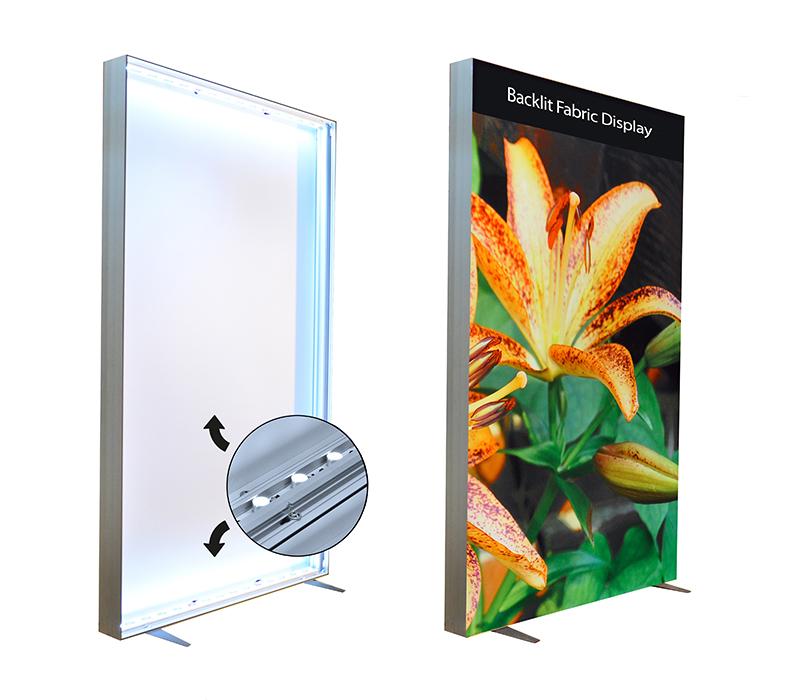 LED edgelit led module lightbox application ritop lighting