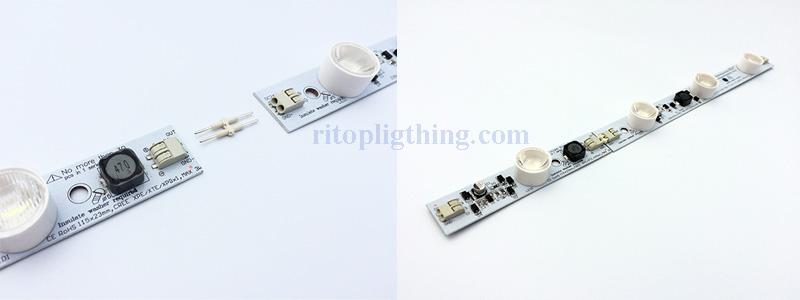 high-power-edgelit-led-module-led-bar-wago-wireless-quick-connector-ritop-lighting