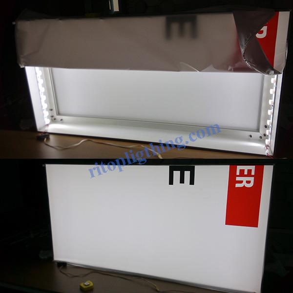 CREE Osram high power edgelit LED stripe for lightbox application ritop lighting