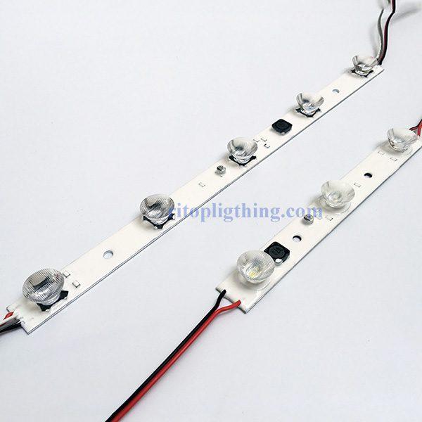 9W DC 24V IP65 waterproof edge lit LED module bars for lightbox 7 ritop lighting