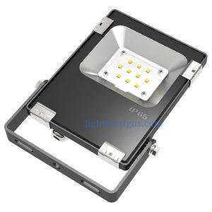 10W black LED floodlight spotlight osram 3030 ritop lighting 1