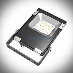 10W black LED floodlight spotlight osram 3030 ritop lighting