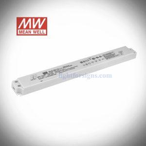50W lightbox internal long slim LED driver power supply Meanwell SLD-50 ritop lighting