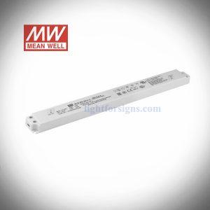 80W 12V 24V internal slim linear led driver power supply Meanwell SLD 80 ritop lighting