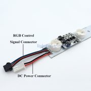 9W high power side lighting RGB LED modules color change lightbox 2