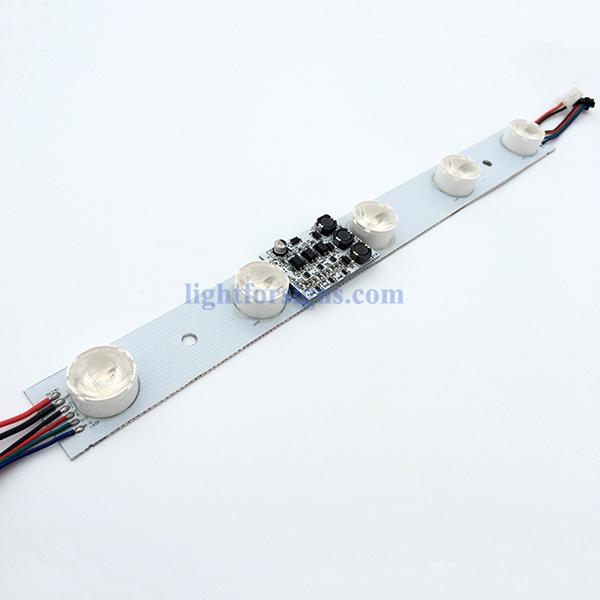 15W high power RGB edge-lit LED modules 4-ritop lighting