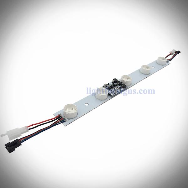 15W high power RGB edge-lit LED modules-ritop lighting