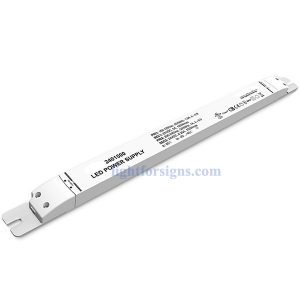 60-200W lightbox internal slimline led driver power supply 1-ritop lighting