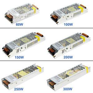 60-300W light box internal led driver power supply 1-ritop lighting